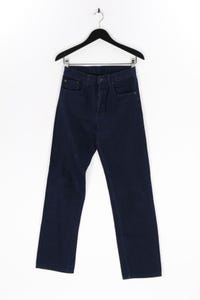 LEVI STRAUSS & CO. - high waist-jeans mit logo-badge - D 40