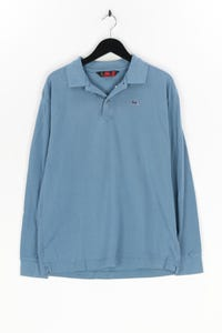 ROBE DI KAPPA - longsleeve-polo-shirt mit logo-stickerei - XL