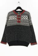ORIGINAL CREEM - norweger-pullover aus reiner schurwolle - S