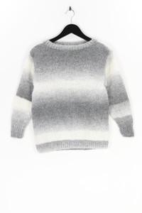 Ohne Label - strick-strick-pullover mit 3/4-ärmel - S