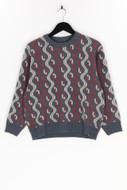Ohne Label-Strick-Pullover aus Woll-Mix aus Woll-Mix-D 36