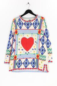 PETROUOCOMPANY - strick-pullover mit stickereien - D 42-44