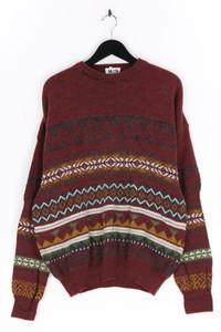 MN - norweger- pullover - L