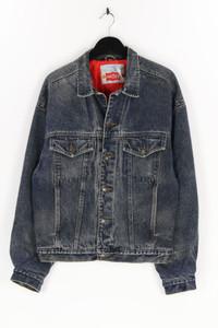 COHN CISCO - jeans-jacke mit aufgesetzten taschen - L