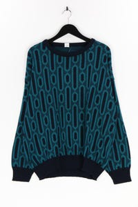 Ohne Label - muster-pullover - 54