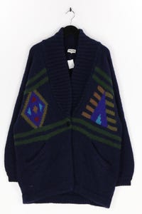 SAMPA - oversize-cardigan mit mohair - XL