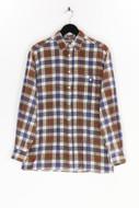 Luxa d´or - kariertes hemd aus baumwolle - S