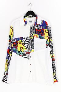 SHAPPO - hemd mit geo-print - L