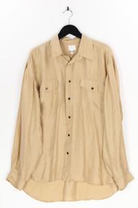 APART - hemd aus seide mit aufgesetzten taschen - XL