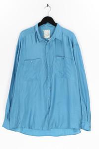 Umberto Rosetti - hemd mit aufgesetzten taschen - XL