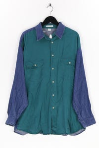 high advantage - hemd mit aufgesetzten taschen, aus baumwolle - L