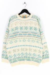 LE LAUREAT - muster- pullover - L