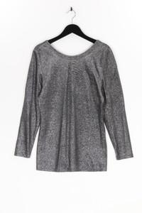 ZAPA - glitzer-strick-pullover - M