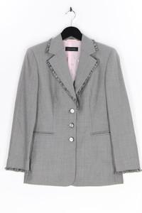 ESCADA - blazer aus reiner schurwolle mit fransen - D 36