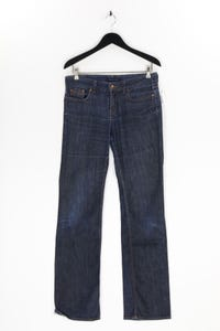 TOMMY HILFIGER - used look straight cut jeans - W28