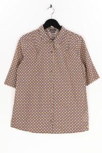 Marc O´Polo - hemd-bluse mit kurzem ärmel mit punkten - D 40