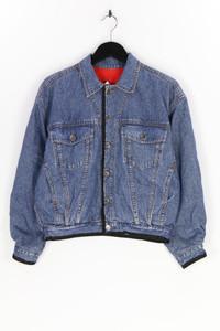 GASOLIO - wende-jeans-jacke - M
