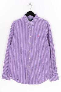 Polo by Ralph Lauren - gestreiftes hemd aus baumwolle - L