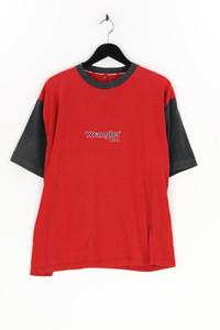 WRANGLER - t-shirt mit logo-print - XXL