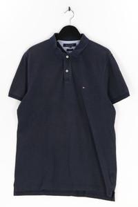 TOMMY HILFIGER - polo-shirt mit logo-stickerei - XXL