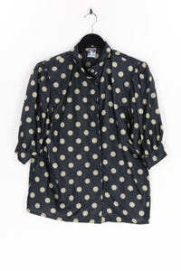 Yessica by C&A - seiden-bluse mit polka dots - D 42