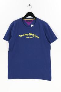 TOMMY HILFIGER - t-shirt mit logo-print - XL