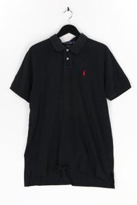 POLO RALPH LAUREN - polo-shirt aus baumwolle mit logo-stickerei - XL
