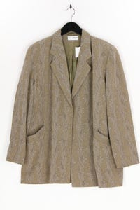 LOUIS LONDON - muster-blazer mit wolle - D 40