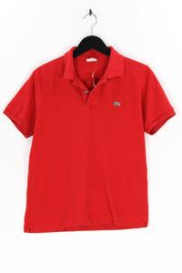 LACOSTE - polo-shirt mit logo-stickerei - D 38