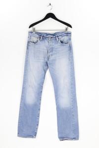 LEVI STRAUSS & CO. - jeans mit logo-applikation - W34