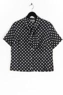 TRICEL - hemd-bluse mit kurzem ärmel - D 38-40