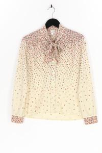 BASLER - schluppen-bluse mit paisley-print - D 44