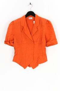 Betty Barclay - zweireiher-hemd-bluse mit kurzem ärmel - D 38