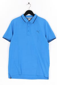 PUMA - polo-shirt mit logo-stickerei - 52