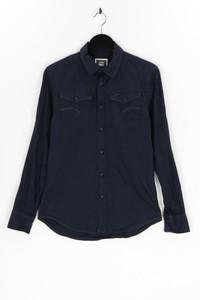 G-STAR RAW - hemd-bluse mit logo-patch - M