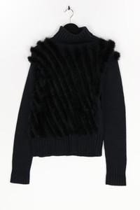 HALLHUBER - strick-pullover mit wolle - XL
