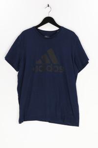 adidas - t-shirt mit logo-print - XL