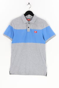 NIKE - polo-shirt mit logo-stickerei - M