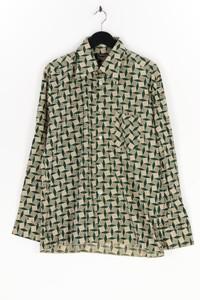 CAMBRIDGE - hemd aus baumwolle mit print - XL