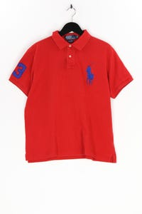 Polo by Ralph Lauren - polo-shirt aus baumwolle mit logo-stickerei - L