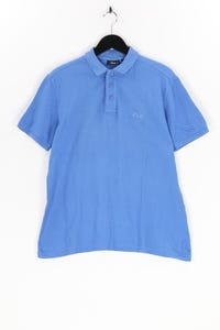 FILA - polo-shirt aus baumwolle mit lochstrick-details - 50