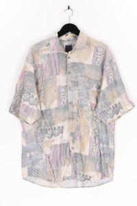 CLUB DAMINGO - kurzarm-hemd mit print - XXXL