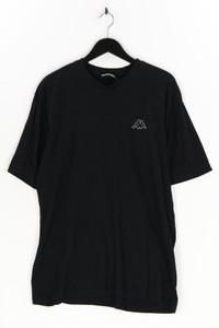 KAPPA - t-shirt aus baumwolle mit logo-stickerei - XXL