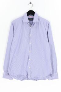 Marc O´Polo - kurzarm-hemd casual uni mit pünktchen - L