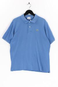 LACOSTE - polo-shirt mit logo-stickerei - L