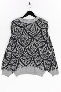 LINEAMAGLIERIA ITALIA - muster- strick-pullover mit wolle - D 52
