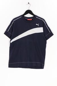 PUMA - t-shirt mit logo-stickerei - M