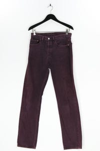 Levi´s - used look straight cut jeans - W31