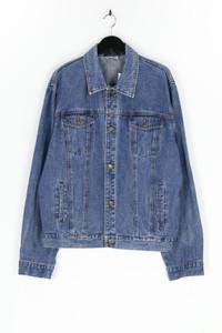 Camargue - jeans-jacke im used look - XL