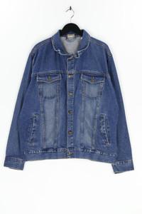 JEANIOUS - jeans-jacke im used look - XXXL